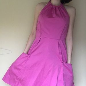 Pink Jessica Simpson Dress with Pockets (8)